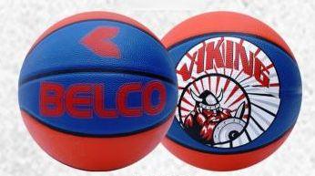 BB-009 - Viking Basketball