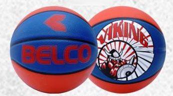 Viking Basketballs