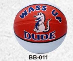 Wass UP Dude Basketballs