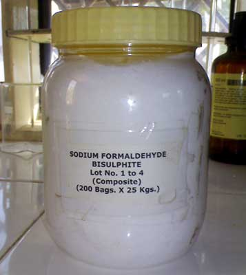 Sodium Formaldehyde Bisulfite