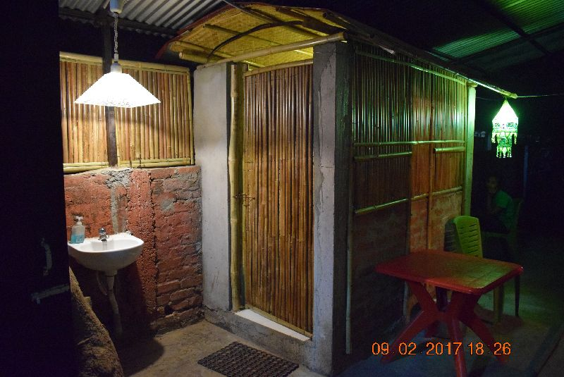Bamboo Door And Wall Panels