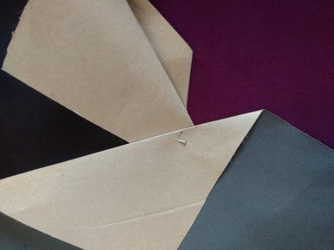 Book Binding Laminated Paper 01