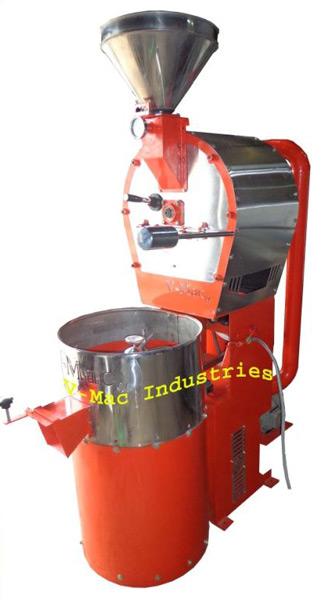 V-Mac Alfa Coffee Roaster (30KG)