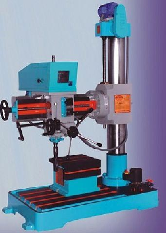 Redial Drilling  Machine size 38 & 40 mm MT-4