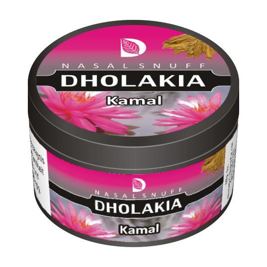 25 gm Dholakia Kamal Non Herbal Snuff