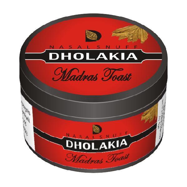 25 gm Dholakia Madras Toast Non Herbal Snuff