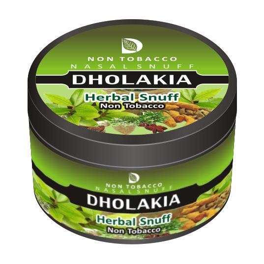 25 gm Dholakia Original Herbal Snuff