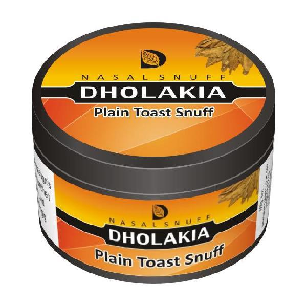 25 gm Dholakia Plain Toast Non Herbal Snuff