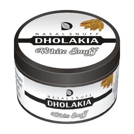 25 gm Dholakia White Non Herbal Snuff
