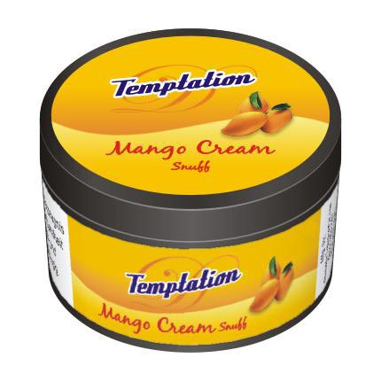 25 gm Temptation Mango Cream Non Herbal Snuff