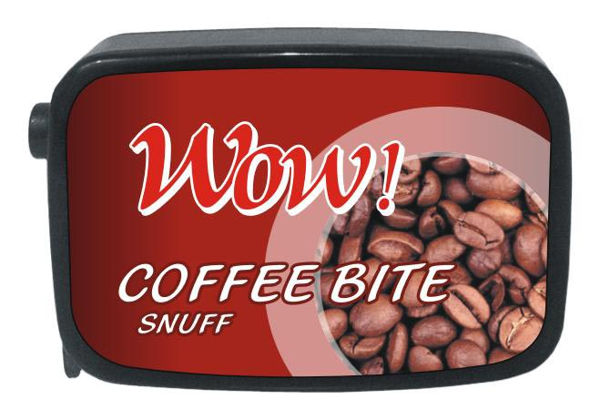9 gm Wow Coffee Bite Non Herbal Snuff