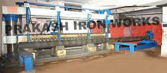 Fully Automatic Pipe Slotting Machine