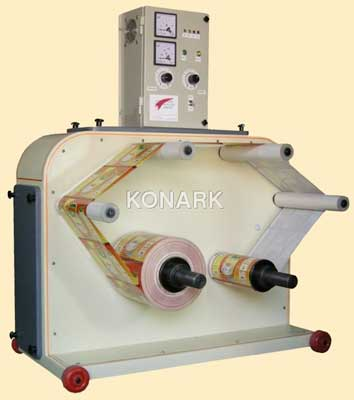 Roll Rewinding Machine