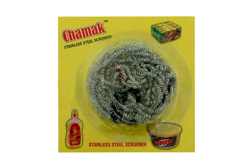 Chamak Stainless Scrubber