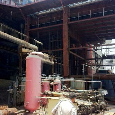 Machine Engine Rust Remover
