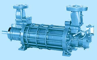 Multi Stage Self Priming Pump
