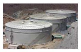 Liquid & Solid Storage Tanks