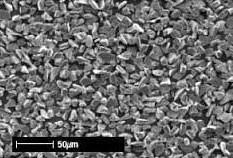 Brown Aluminium Oxide Grains