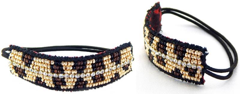 Embroidered Headbands