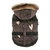 Brown Dog Winter Coat