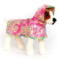 Designer Dog Rain Coat
