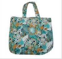 Fashion Canvas Designer Shoulder Silk Screen Printed Bags
