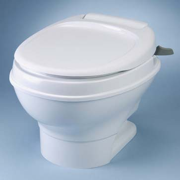 Aqua Magic V High Permanent Toilet
