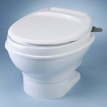 Aqua Magic V Low Permanent Toilet