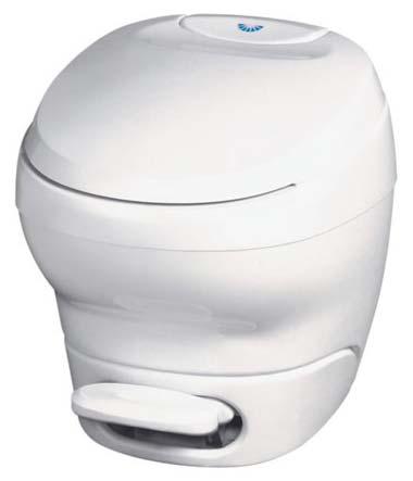 Bravura High Permanent Toilet