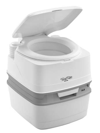 Portable Toilet (PP Qube 165)