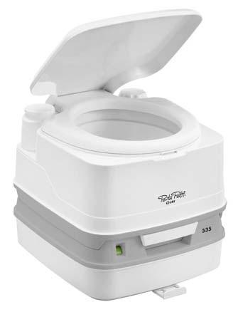 Portable Toilet (PP Qube 335)