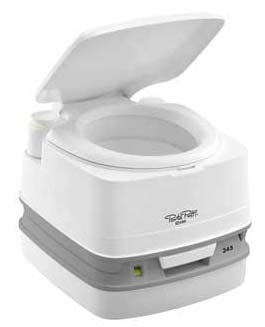 Portable Toilet (PP Qube 345)
