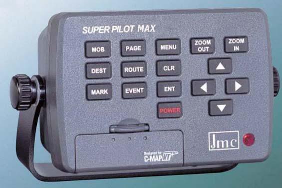 Super Pilot Max C-MAP Track Plotter
