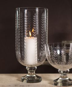 Crystal Tea Light Holder 01
