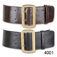 Leather Belt (4001)