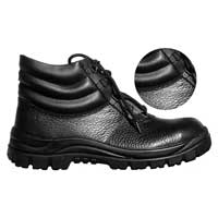 Leather Safety Shoes (SS - 002)