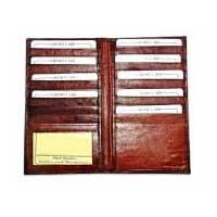 Leather Wallet (W - 9228)