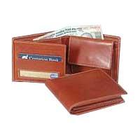 Leather Wallet (W - 9265)