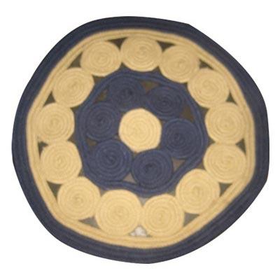 Round Polypropylene Braided Rugs