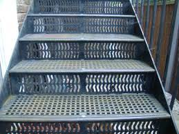 Cast Iron Steps