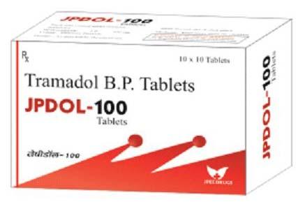 Jpdol-100 Tablets