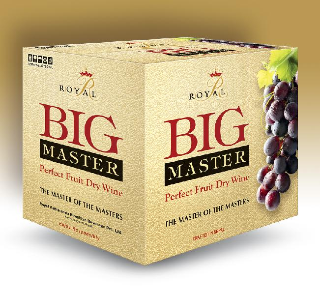 Royal Big Master Perfect Fruit Dry Wine