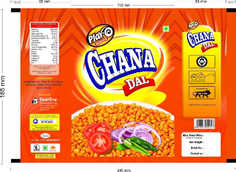 Play-O Chana Dal Namkeen