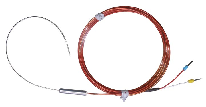 Mineral Insulated Thermocouple & RTD Sensor