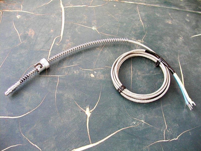 Rotating Holder Adjustable Thermocouple and RTD Sensors