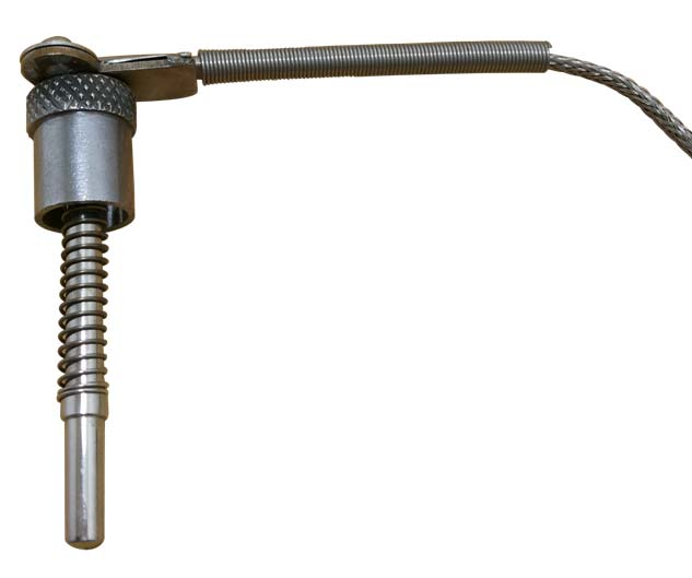 Bionut Spring Loaded Thermocouple And Rtd Sensors