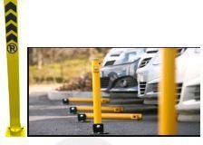 Lockable Parking Post