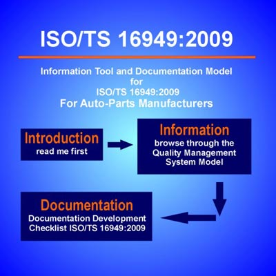 ISO/TS 16949 Certification