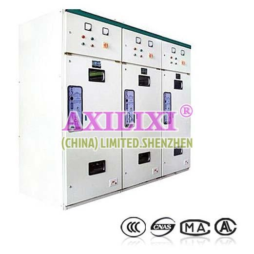 High Voltage Switchgear Panel