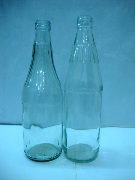 Glass Bottle for Sharbat